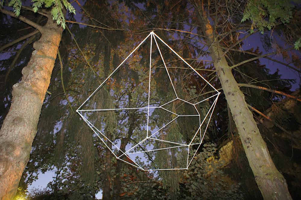 Structure Solid Quartz