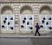 Artist Ox. Megevand Street. Besancon, France.