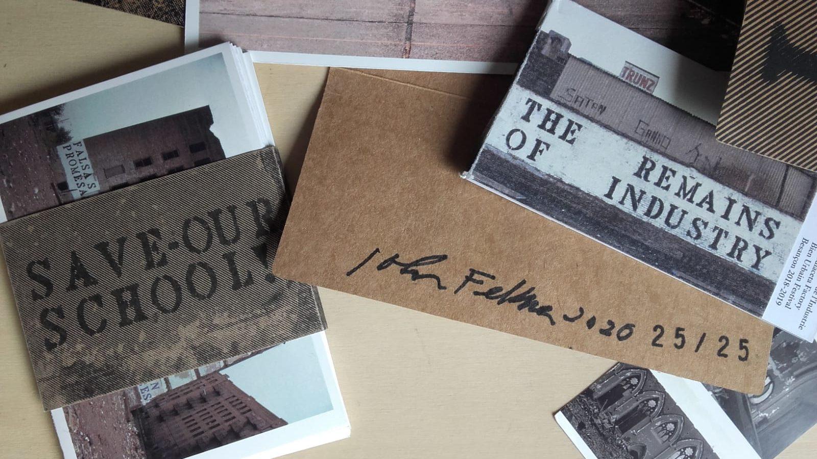 """John Fekner – """"MEMORY"""" – Collector"""