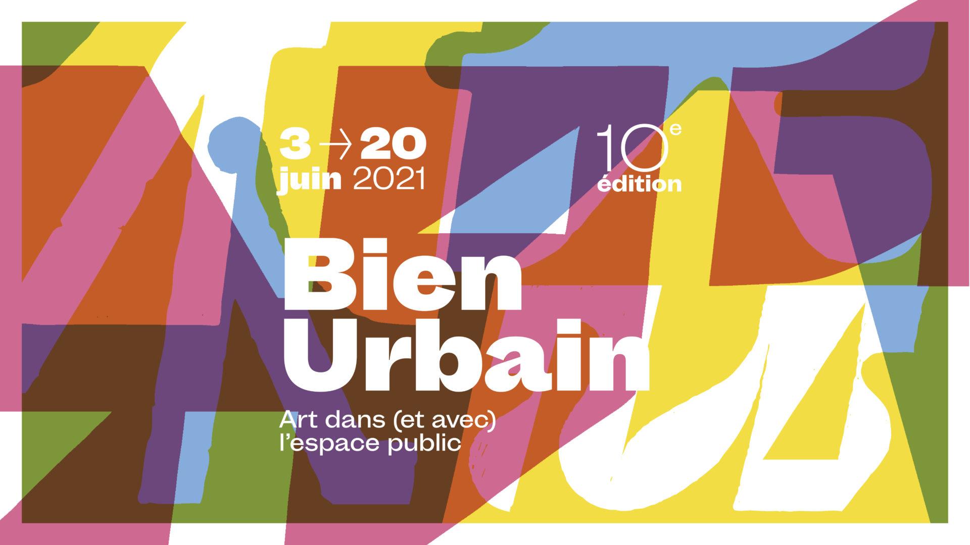 Bien Urbain festival 2021