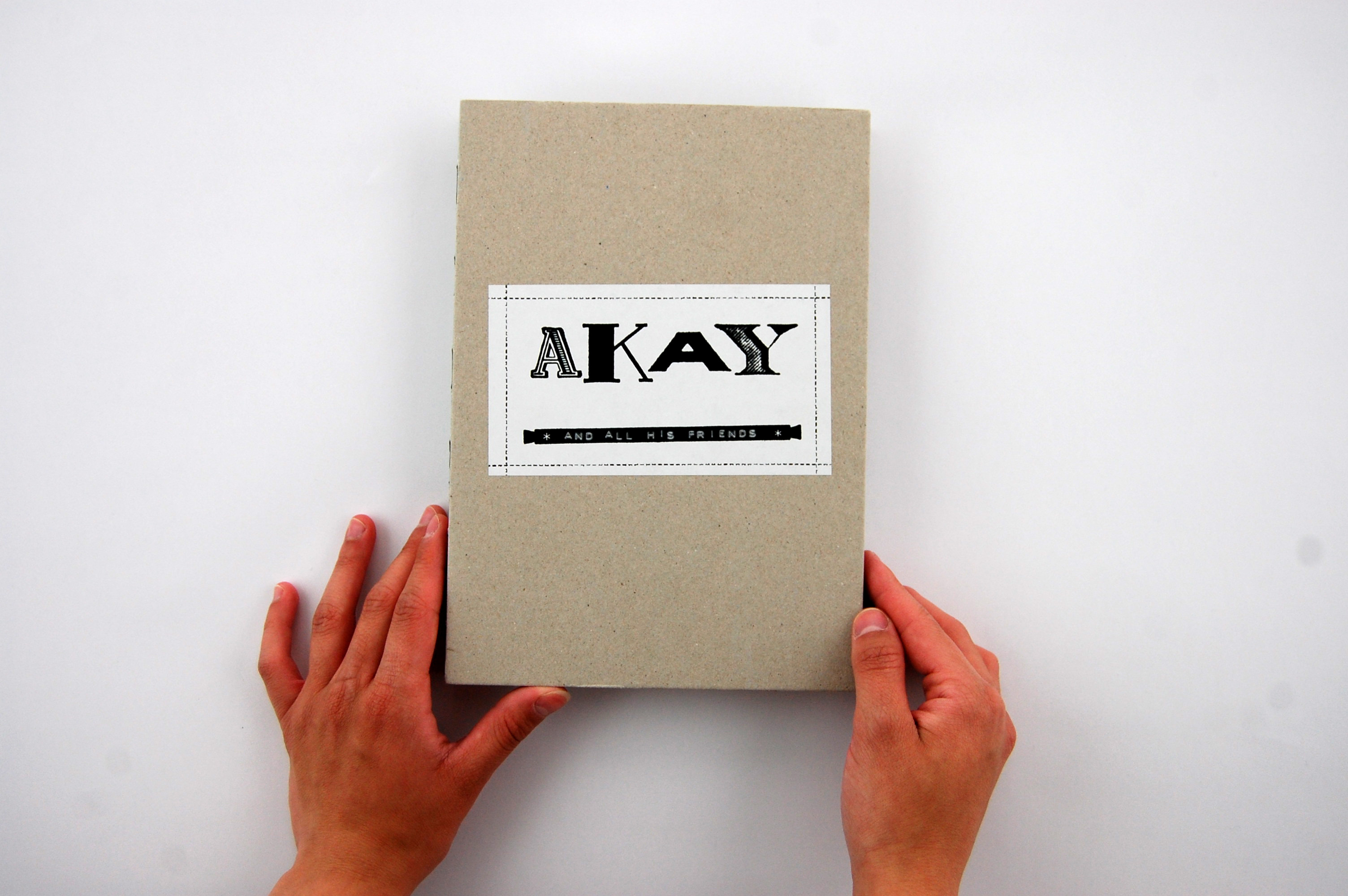 """Akay – """"Akay and all his friends"""""""