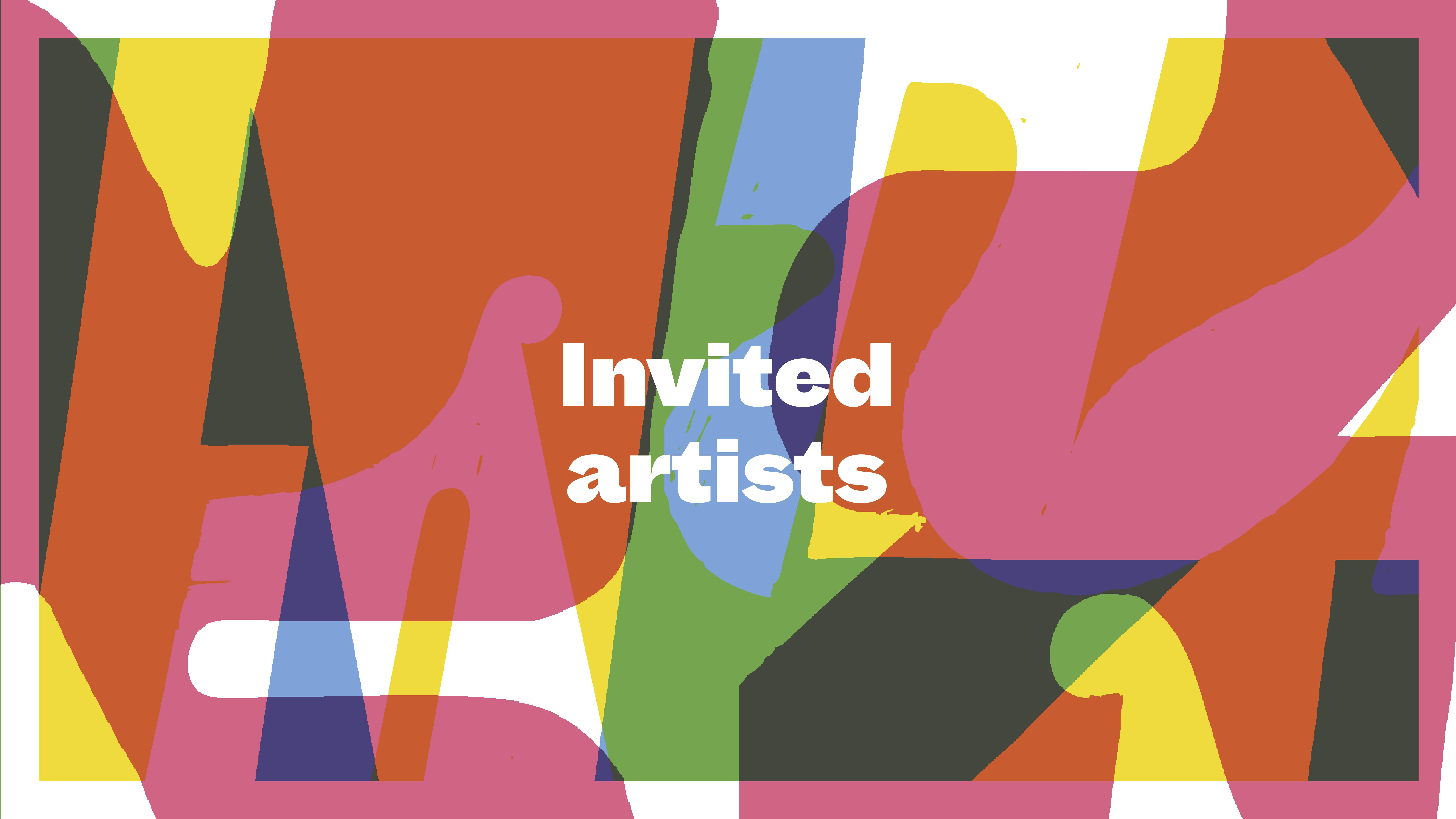 Invited artists